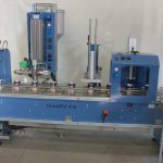 Volumetric fully automatic paint filling machine
